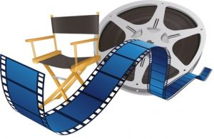 Director, chair, reel and film by corocota - Fotolia.com. Licensed and Used with Permission